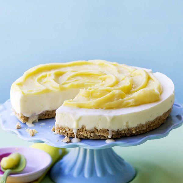 The best of both worlds... Lemon cheesecake + ice cream. #recipe # ...