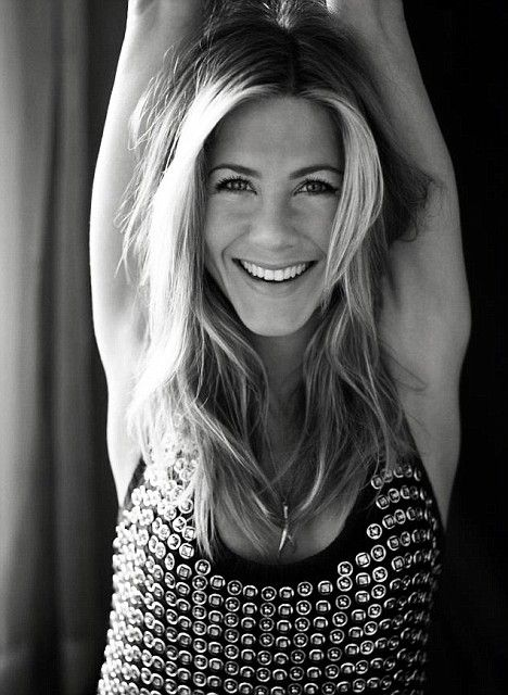 Jennifer Aniston...love her!