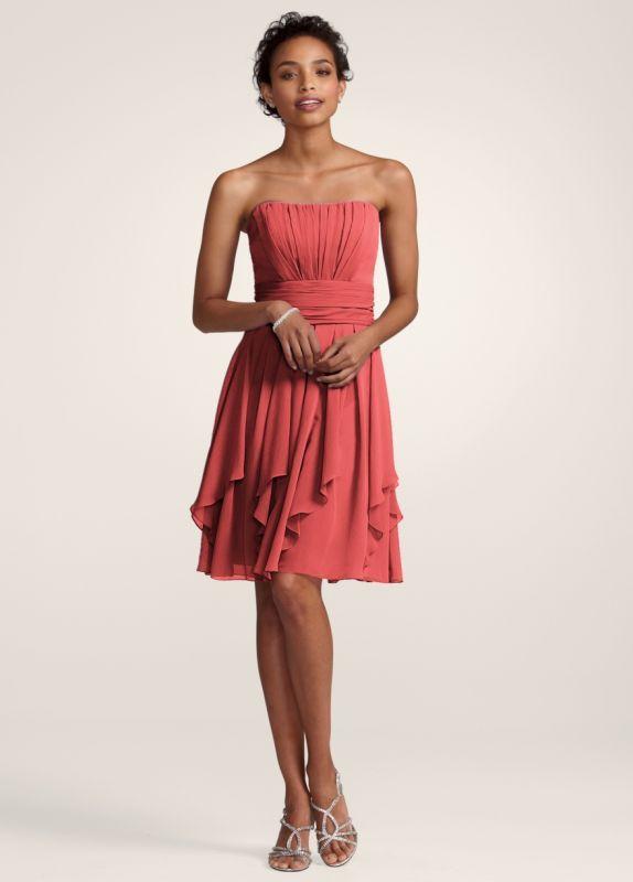 Similiar Guava Bridesmaid Dresses Beach Keywords