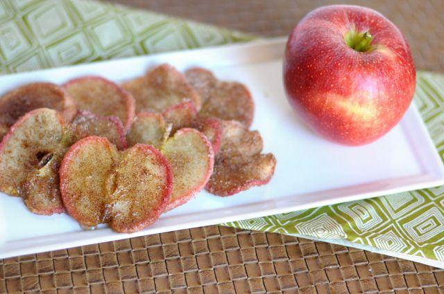 Cinnamon Roasted Apples- healthy dessert | Food | Pinterest