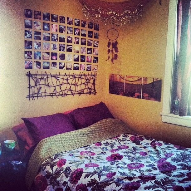 My Diy Instagram Wall Collage My Future House Pinterest   Bedroom Wall  Collage Ideas .