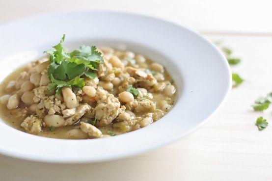 White Bean Turkey Chili « Jenn-Fit Blog – Healthy Exercise ...