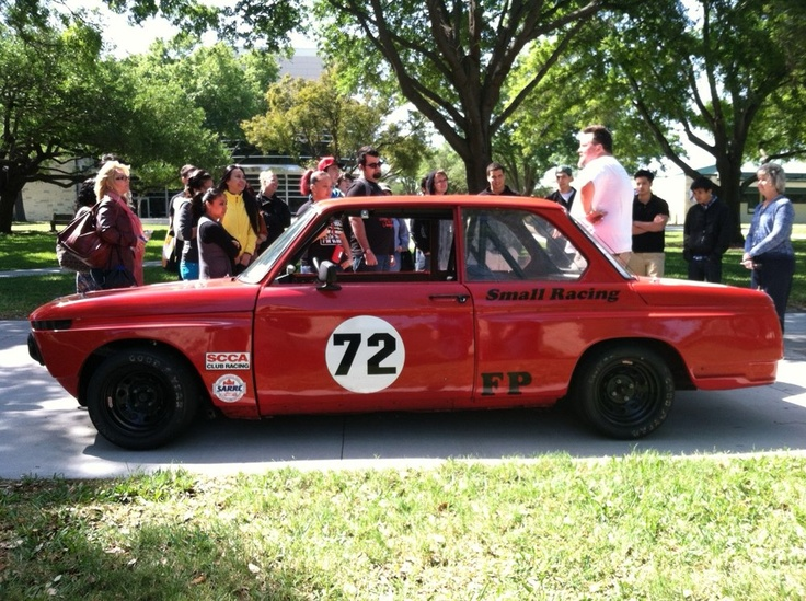 Amateur auto racing you