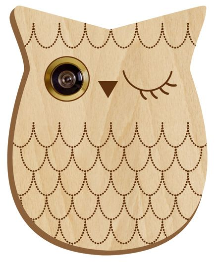 owl pinhole.
