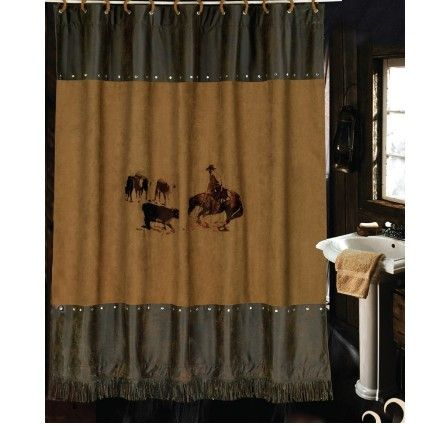 Western Shower Curtains Google Search Curtains Pinterest