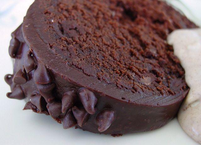 Choc Bundt Cake