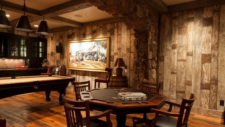 Antique Barnwood Painted Man Cave Dream Home Pinterest