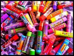 Smellies -  a dab of flavored chap stick that you put on the back of your kids' hand(s) as a  reward. Used on hands only (never on lips!)