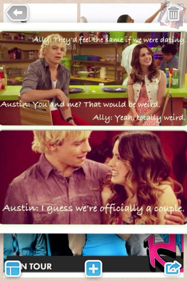 austin and allys relationship quotes
