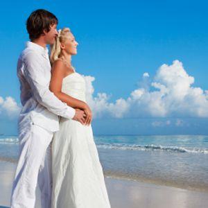 rêvent dun mariage sous les Tropiques : léchange des anneaux ...