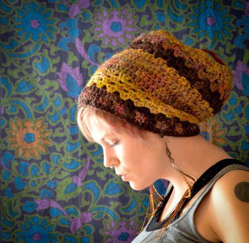 LUCKY YOU custom crochet dread wrap hair wrap made to order. $45.00 ...