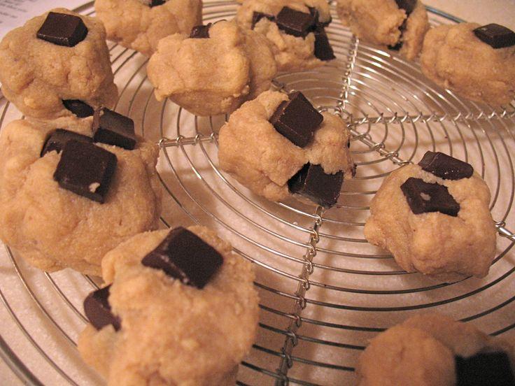 Tahini almond flour cookies | Skinny Baking (GF) | Pinterest