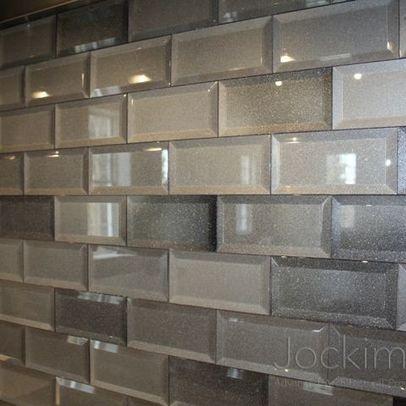 Carrera Subway Tile Grey Glass Tile Google Search