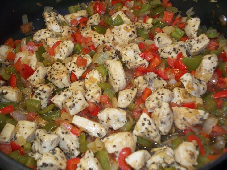 WW CHICKEN BASQUAISE | Food! | Pinterest