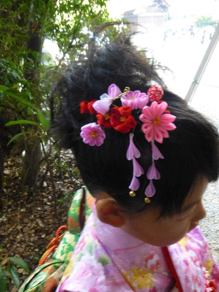 Kimono hair japan pinterest - Kimono Hair Japan Pinterest