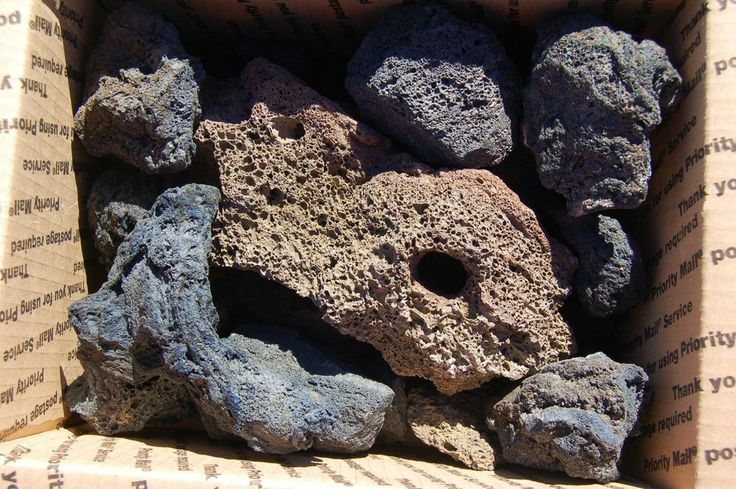 how to clean lava rock