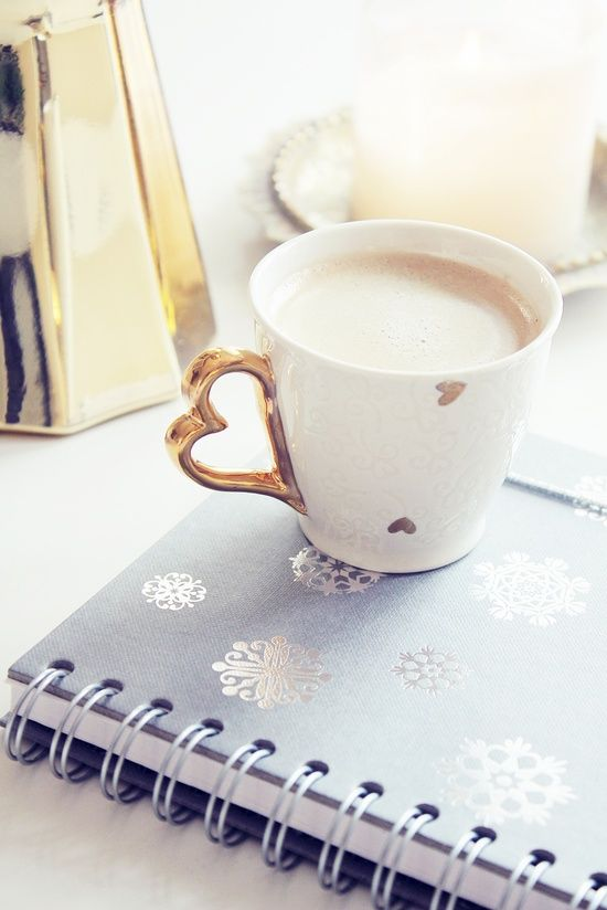 Coffee..love the cup