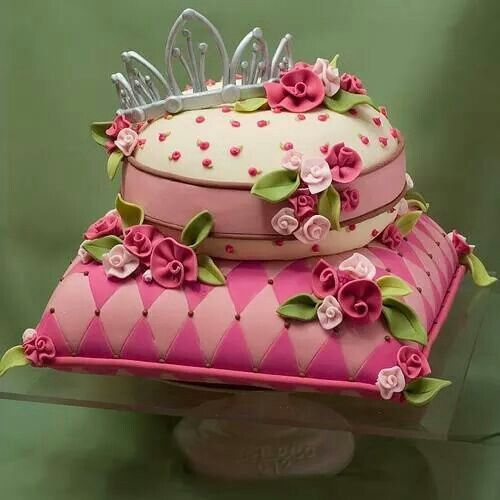 Pillow cake Baby Shower Cakes Pinterest