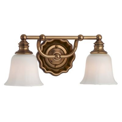 Rebecca 2 Light Vanity Sconce  | Ballard Designs