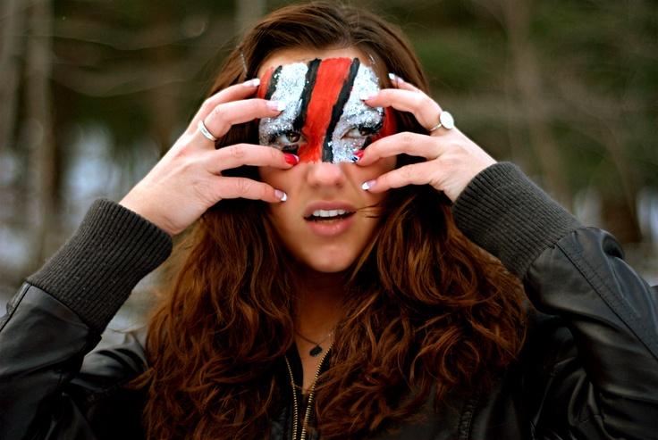 My Photography - Fierce -Chelsea Costello by Katarina Lushkevich Photography