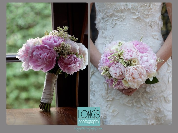 Country Rose Tallahassee Florist Wedding Flowers To Carry Pinte