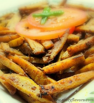 Taro fries!!! so delish | Rumbly in My Tumbly | Pinterest
