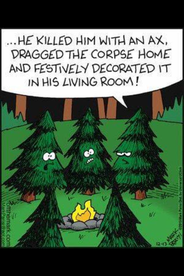 Tree killer | Christmas 2014 | Pinterest
