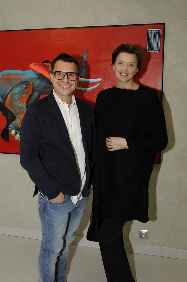 Wojciech Brewka i Magdalena Woźniak Art Imperium