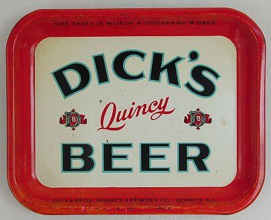 Dick's Beer Tray Details $138