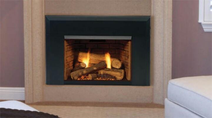 Majestic 24 Gas Fireplace Insert Home Garden Pinterest
