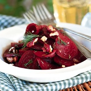 Beet and Walnut Salad with Dill | My inner foodie | Pinterest