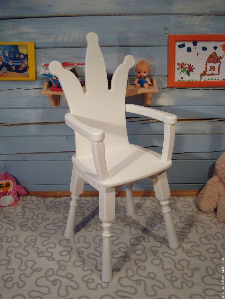 Своими руками стул принцессы 1