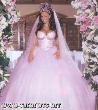 Skanky Wedding Dresses 108