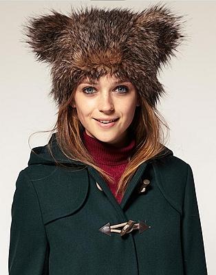 My winter hat !