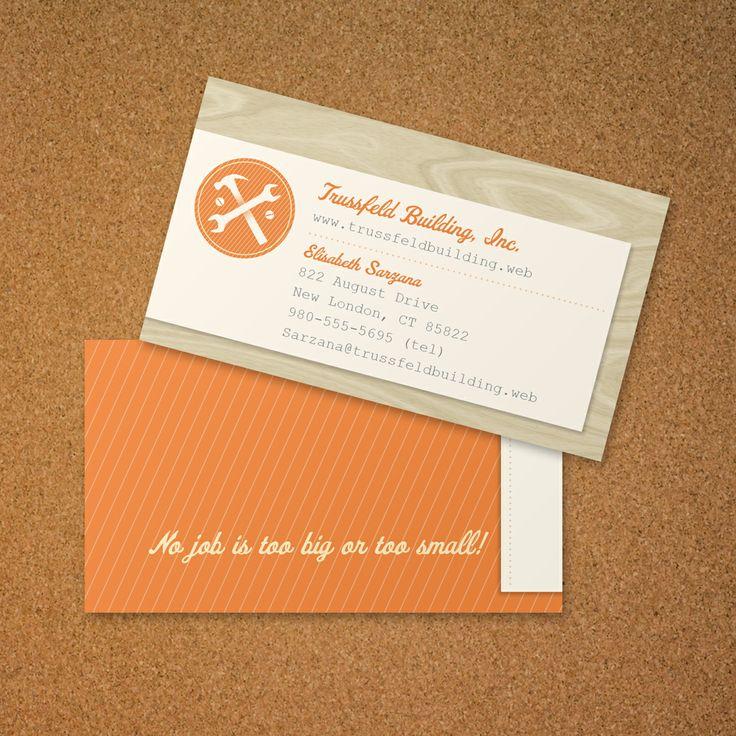 Handyman Business Card Vistaprint