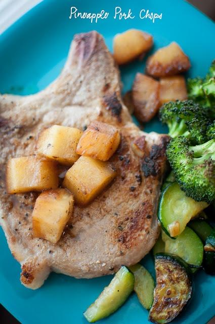 Pineapple Pork Chops | Eat Me!!!! | Pinterest