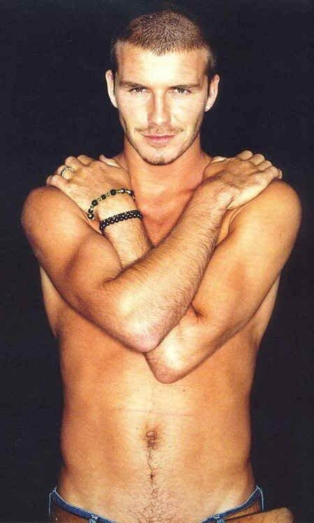 David Beckhami just died.