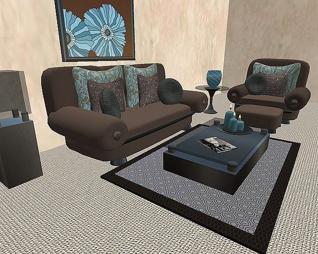 Teal and brown living room decor for the home pinterest for Brown teal living room ideas