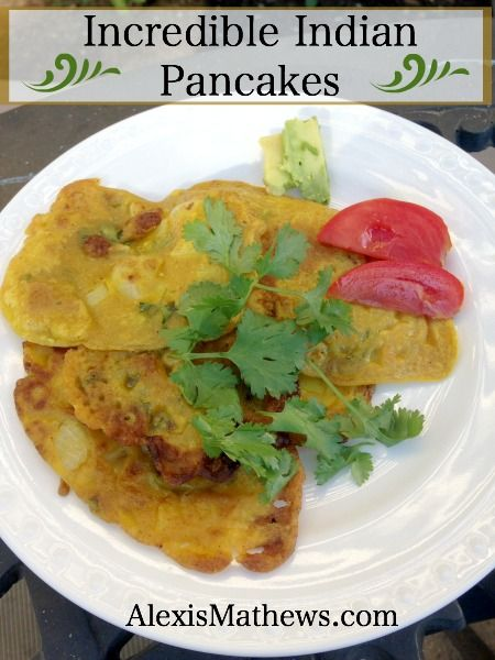 Indian Pancakes