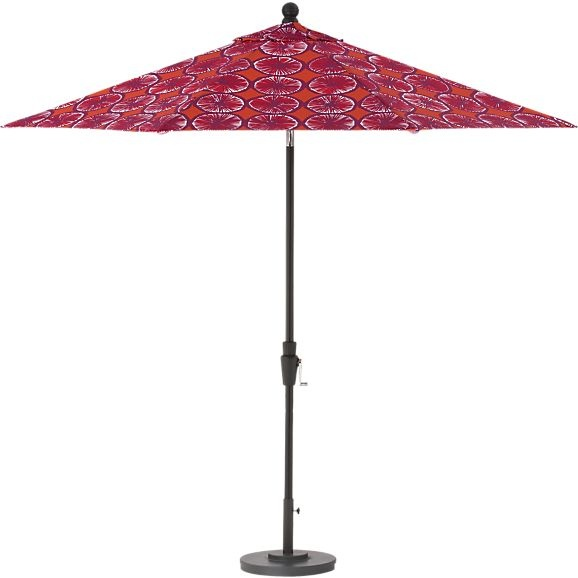 patio umbrellas for summer we re seeing a pattern