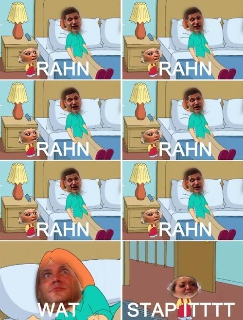 hahahahaha Ronnie & Sammie
