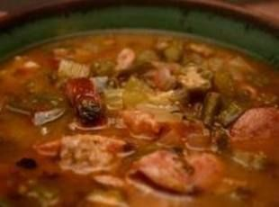 Black Eyed Pea Gumbo | Recipes | Pinterest
