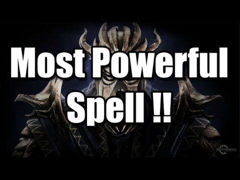 dragonborn dlc spells