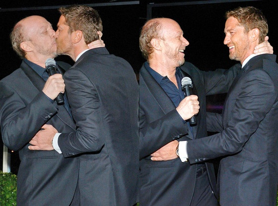 Gerard butler gay rumors