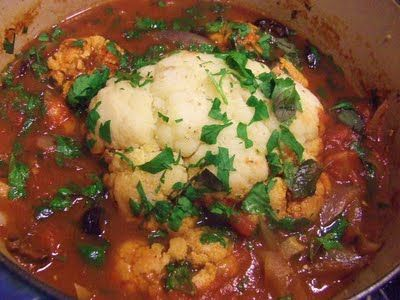 Cauliflower Puttanesca | Food and Restaurants | Pinterest
