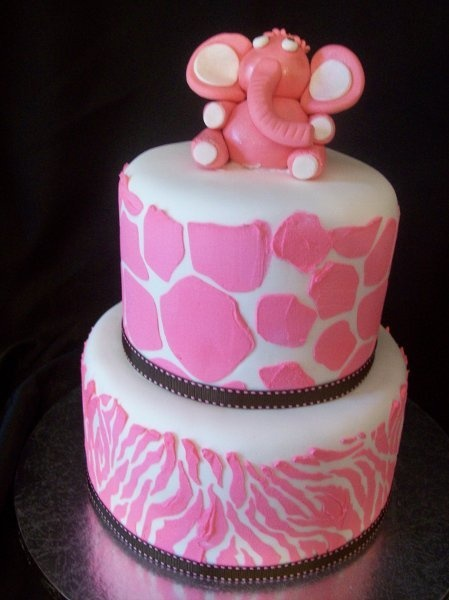 baby shower cakes dallas tx | Brown Sugar Custom Cakes, Seattle Cake ...