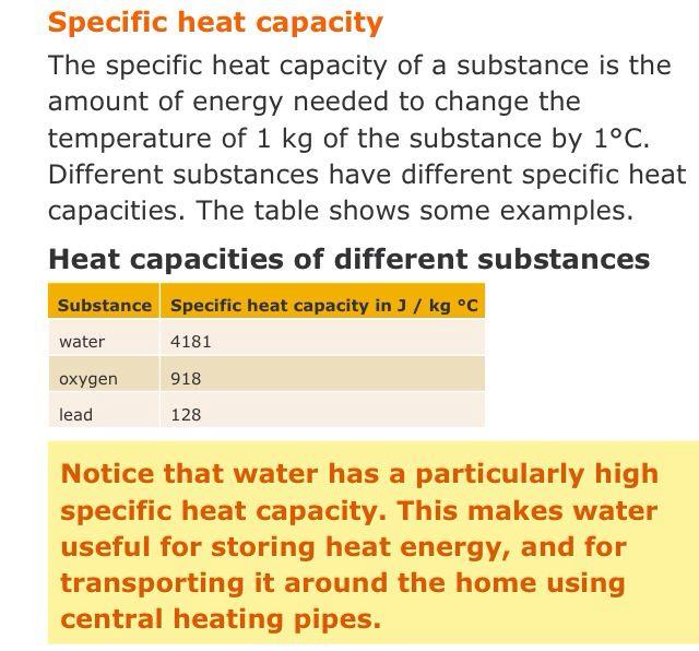 Specific Heat Chart Jgc Specific heat capacity...