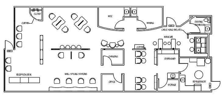 Nail Salon Floor Plan moreover Crestmount Senior Apartments in addition Spa Floor Plans further Salon And Spa Floor Plan Creator Free furthermore Small Beauty Shop Floor Plans. on nail salon floor plan