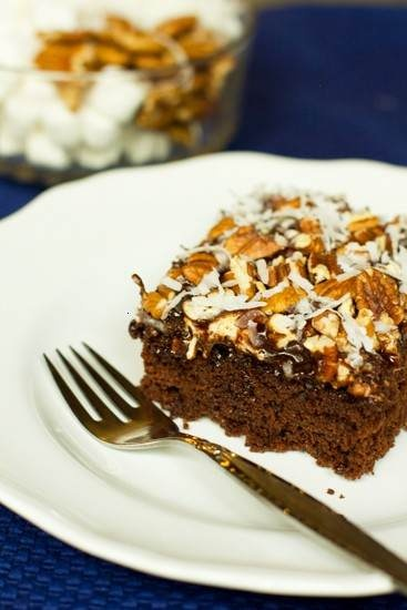 Mississippi mud cake | RECIPES FOR THE CAJUN IN ME | Pinterest