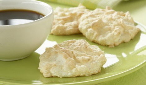 coconut meringues | Food | Pinterest